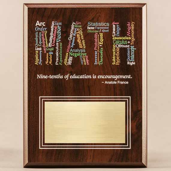 Amazing Educator Series - Math without Personalization Excellent Teacher Gift