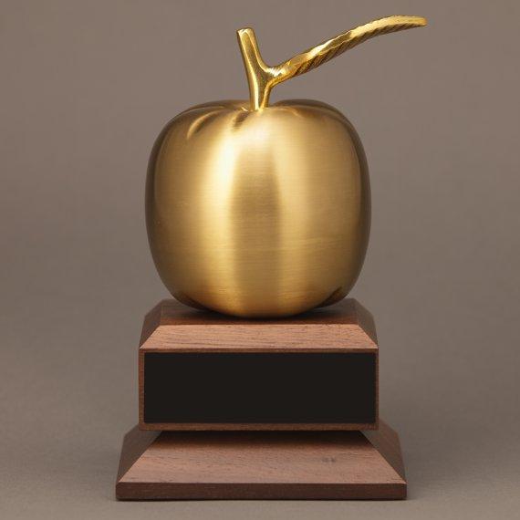 golden-apple-trophy-base-teacher-no engraving