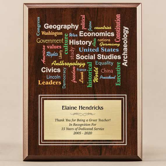 Amazing Educator Series - Social Studies with Personalization