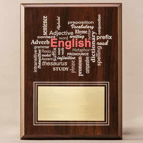 Amazing Educator Series - English Teacher without Personalization
