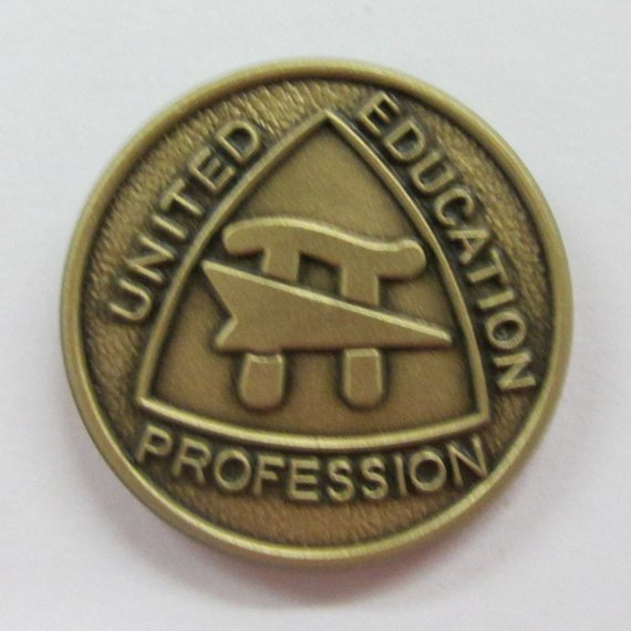 United Education Profession Lapel Pin